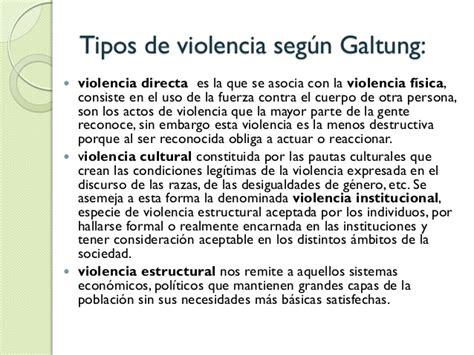 Violencia de genero y sexual
