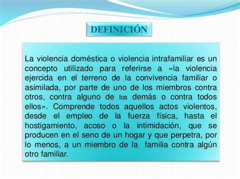 Violencia Intrafamiliar en Venezuela