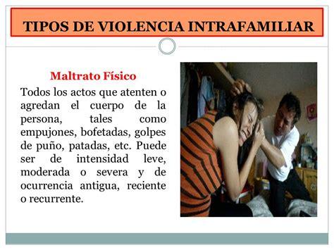 VIOLENCIA INTRAFAMILIAR   ppt video online descargar