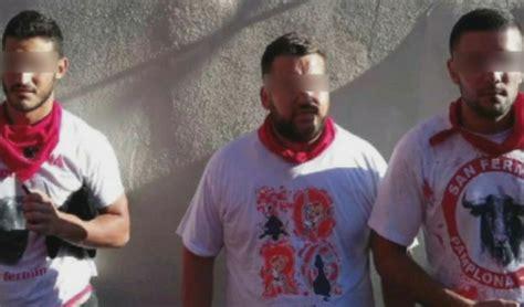 Violencia machista: La chica que acusa a  La Manada ...