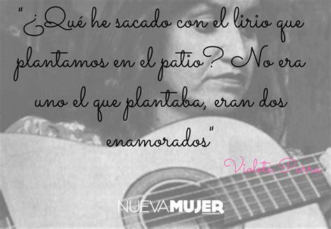 Violeta Parra: 10 inolvidables frases de la artista ...