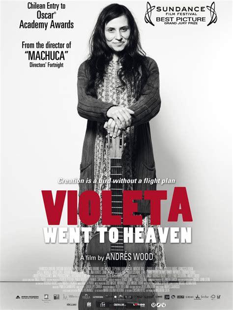 Violeta went to heaven   Cinebel