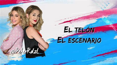 Violetta 3 Quiero Mercedes Lambre con letra♥   YouTube