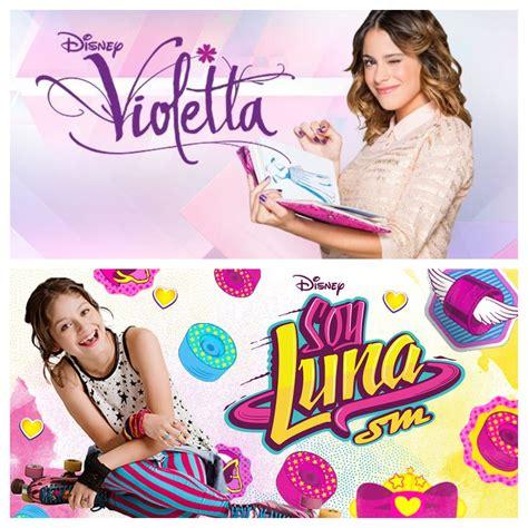 Violetta vs Soy Luna  Duelo de Canciones  Parte 2.   YouTube