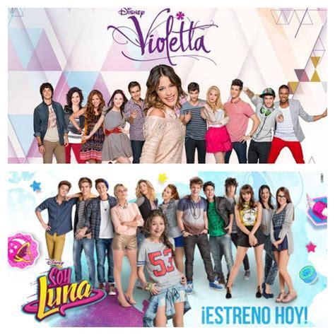Violetta vs Soy Luna  Duelo de Canciones    YouTube