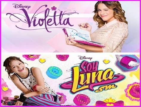 Violetta VS Soy Luna Y Descubre Quien Ganara