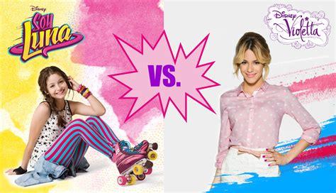 Violetta vs. Soy Luna??   Sharon Blog