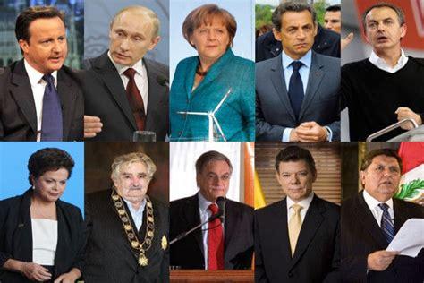 Viralízalo / Presidentes del mundo, ¿Los conoces a todos?