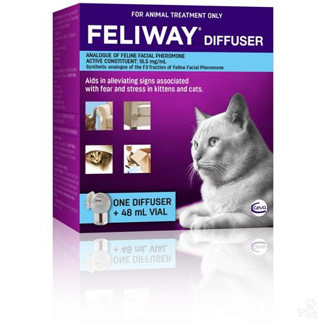 Virbac Feliway Diffuser For Cats