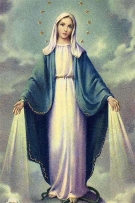 Virgen de la Medalla Milagrosa  1830    Legión María