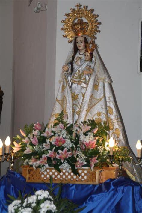 Virgen de las Nieves, CINCO CASAS