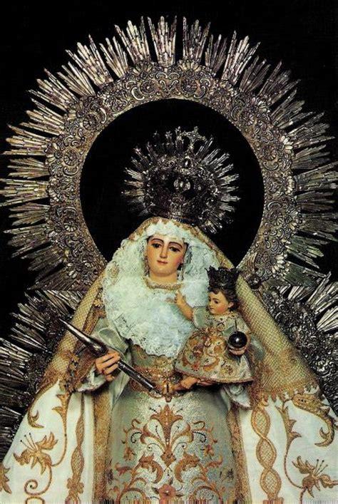 Virgen de las Nieves, LOS PALACIOS Y VILLAFRANCA  Sevilla