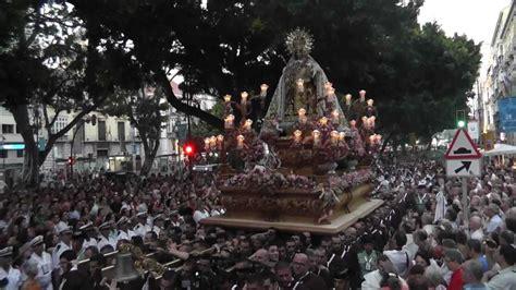Virgen Del Carmen Del Perchel Málaga 2012 STELLA MARIS HD ...