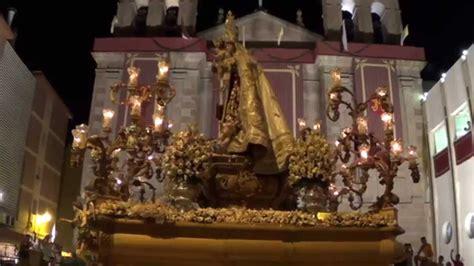 VIRGEN DEL CARMEN DEL PERCHEL, Málaga 2014 - YouTube
