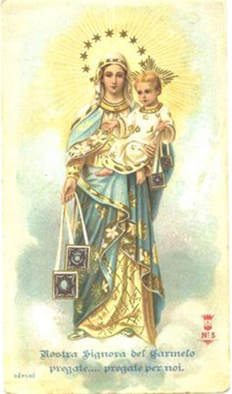 Virgen del carmen on Pinterest | Mount Carmel, Carmen Dell ...