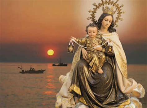 Virgen del Carmen | Oraciones Milagrosas