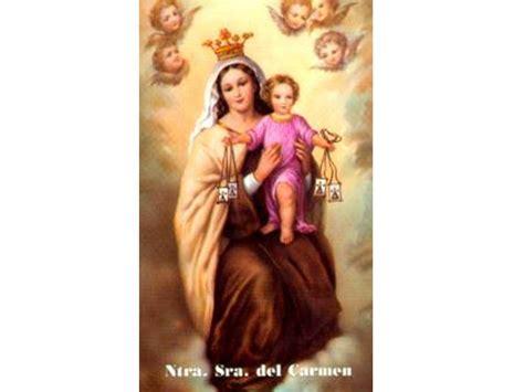 VIRGEN DEL CARMEN RUEGA POR NOSOTROS : Misioneros Oblatos ...