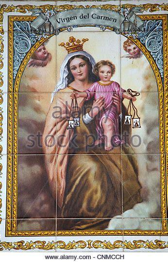 Virgen Del Carmen Stock Photos & Virgen Del Carmen Stock ...