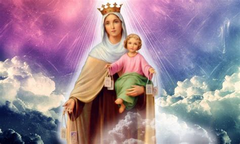 Virgen del Carmen   Virgenes   IGLESIA.INFO