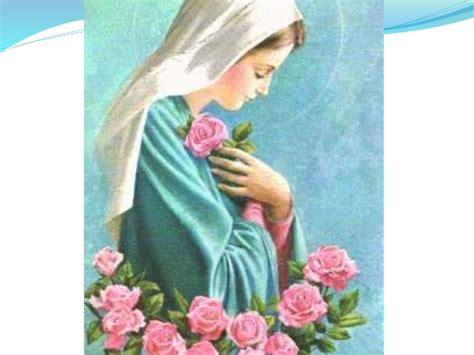 Virgen María; Madre y modelo ante el dolor