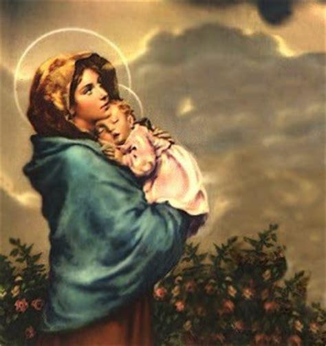 Virgen María Purísima: Oraciones Marianas