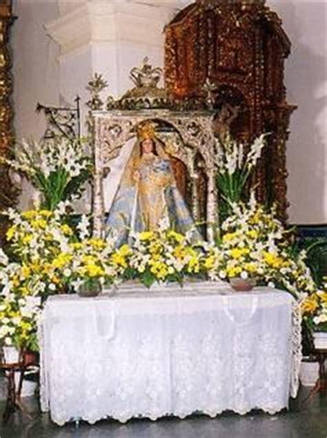Virgen Nuestra Señora de las Nieves, LA ZARZA