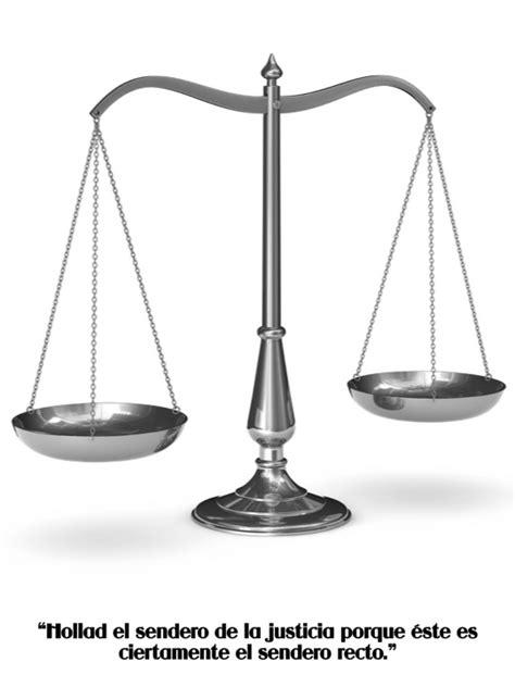 Virtudes para niños: Balanza de Justicia