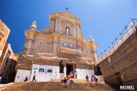 Visita a la isla de Gozo en Malta, qué ver en un día - machbel