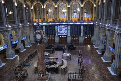 Visita al edificio de la Bolsa de Madrid   Mirador Madrid