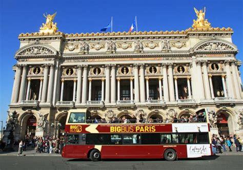 Visita de París en autobús   Tour de Paris   Pase de ...