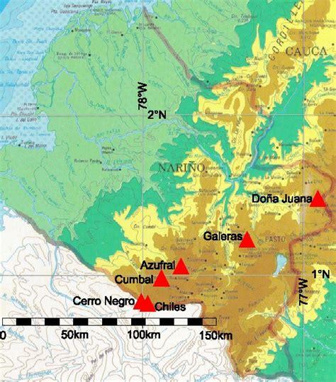 Visita de Volcanes Chiles y Cumbal