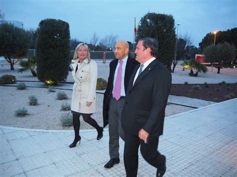 Visita Secretario de Estado de Comercio, Grupo Cuñado