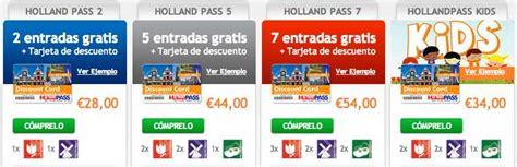 Visitar con niños Amsterdam y Holanda con el Holland Pass
