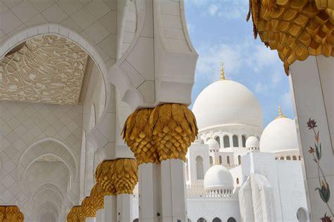 Visitar la mezquita Sheikh Zayed en Abu Dhabi | Los Traveleros
