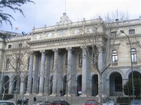 Visitas gratuitas al Palacio de la Bolsa de Madrid
