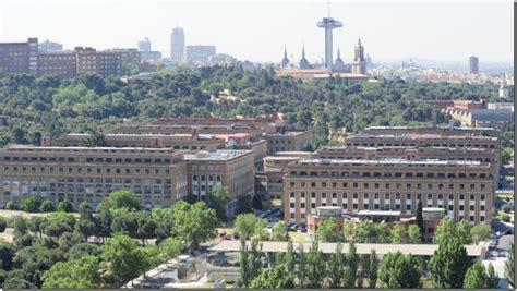 Visitas guiadas a la ciudad universitaria de Madrid se ...