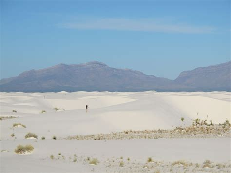 Visitor's Guide to White Sands National Monument in New Mexico
