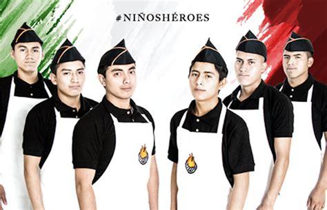 Visten a taqueros de héroes patrios y se hacen virales El ...