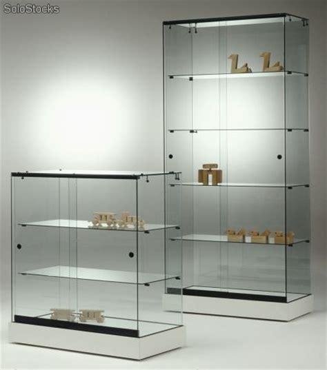 Vitrinas de vidrio barato