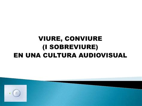 Viure, conviure i sobreviure en la cultura audiovisual