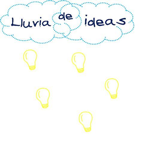 Vive la magia de la vida: Nueva sección: Lluvia de ideas :)