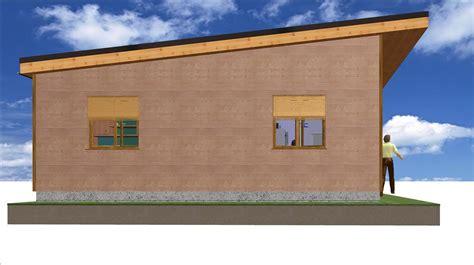 Vivienda prefabricada de madera y hormigón ref. 111,90 m² ...