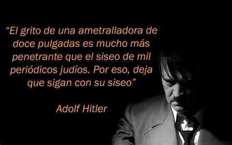 Vivir Todo Hogar GyM: Famosas frases de Adolf Hitler