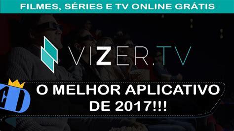 VIZER 2.3   ELE VOLTOU! Aplicativo para assistir Filmes ...