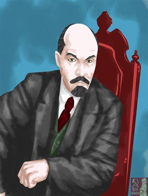 Vladimir Ilich Ulianov - Lenin by Crismoster25 on DeviantArt