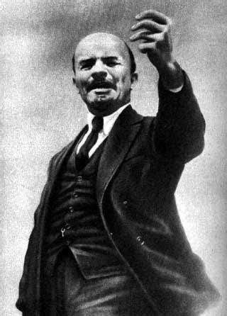 Vladimir Lenin: Biografía de Vladimir Lenin
