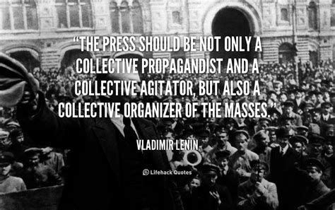 Vladimir Lenin Famous Quotes About The Media. QuotesGram