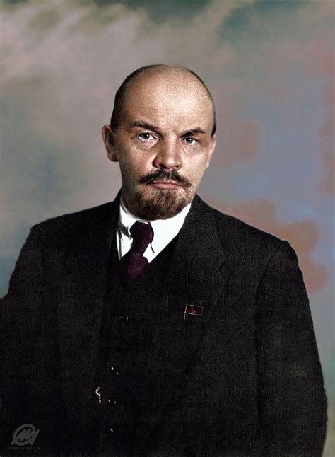 Vladimir Lenin Portrait | www.pixshark.com   Images ...