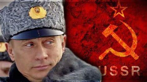 Vladimir Putin: The Soviet Union and KGB ideology have ...