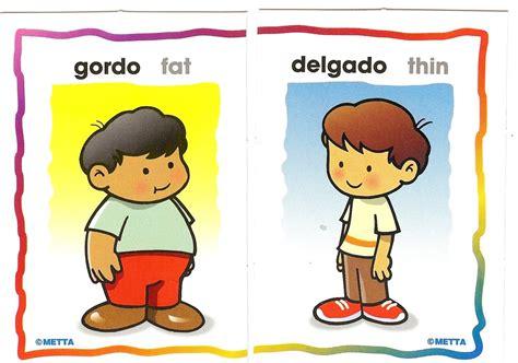 Vocabulario en Inglés. Fichas de contrarios